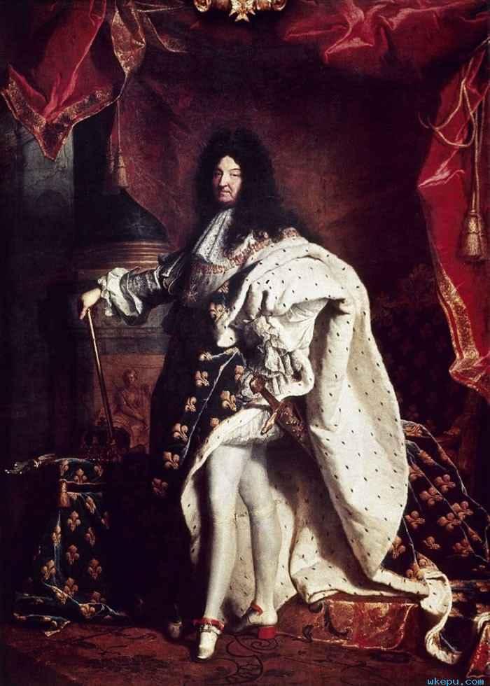 法国国王高跟鞋
