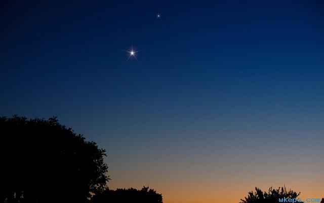金星合土星