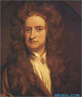 牛顿,牛顿的一生