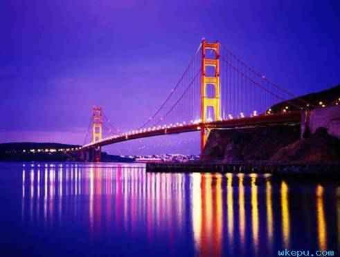 桥也可以美得如此动人