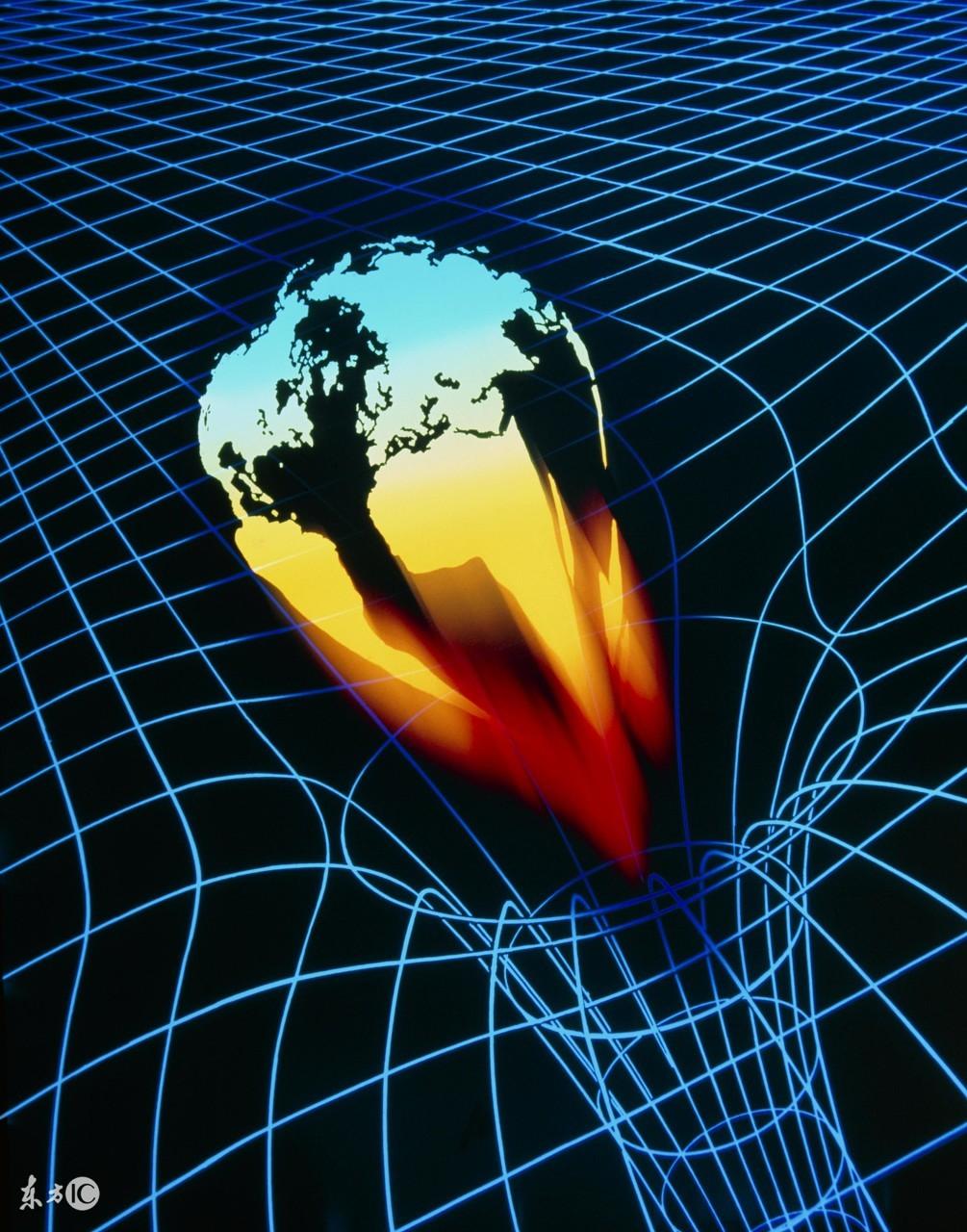 为什么星球有引力?