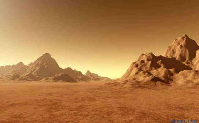 为什么火星上有沙丘和沟渠?