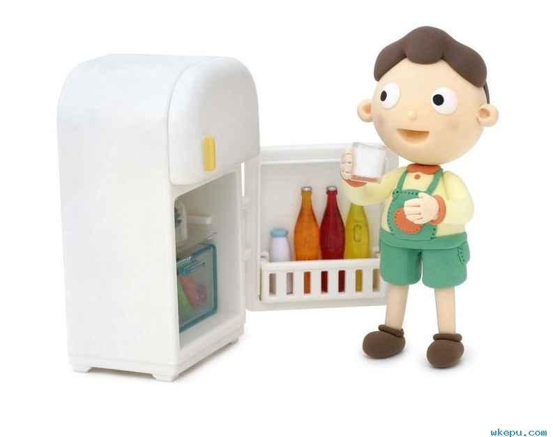 震惊!冰箱冷冻室的细菌