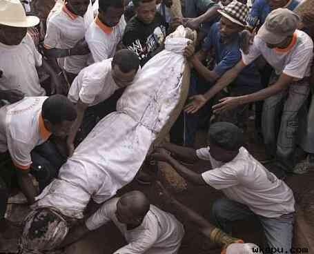 黑死病瘟疫正在马达加斯加岛爆发