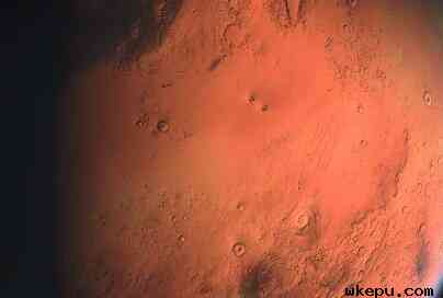 科学家发现在火星上可能有生物生存了几百万年