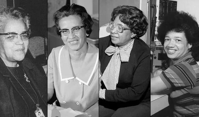 NASA非裔女性科学家获得国会金奖