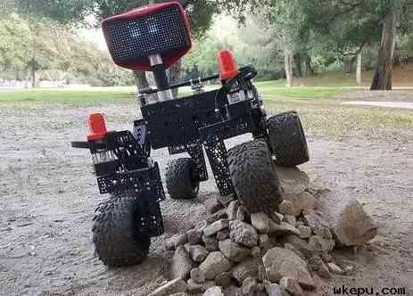 NASA发布开源火星漫游车项目