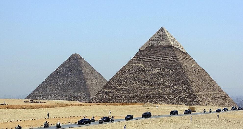 揭示建造埃及金字塔的秘密
