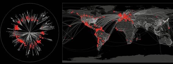 传染病动力学模型:传播动力学研究的基础